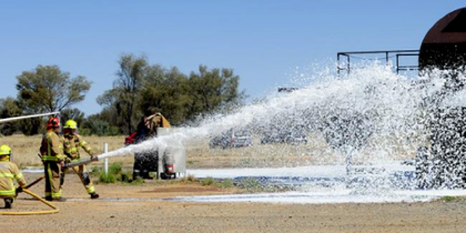 New firefighting foam worth a closer look