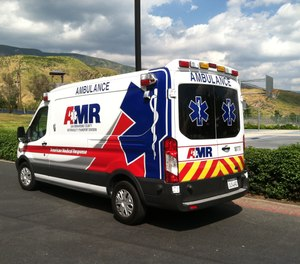 EMTs and paramedics that work directly with the fire department are covered under the bill. However, all other state EMS personnel are not included in the bill. (Photo/Wikimedia Commons)