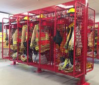 How to buy a PPE storage system to meet your needs