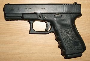 Glock 19 (Photo/Wikimedia Commons)