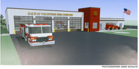 NY fire department lands $500K donation for new fire station