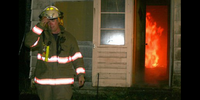 How 1 firefighter beat PTSD