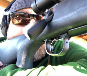 At the range I marveled at the smoothness of the Geissele Super 700 trigger. (Photos/Sean Curtis)