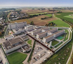 Stammheim Prison is a holding area for an average of 877 male inmates awaiting sentencing. (Photo/Stammheim Prison)