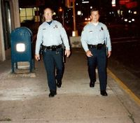 Why foot patrol matters (and how to do it well)