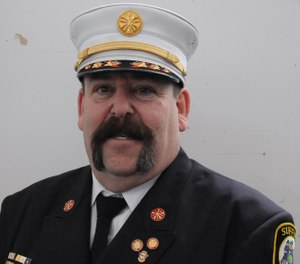 "Chief Charles ""Chuck"" Flynn is chair of the Volunteer and Combination Officers Section of the IAFC."