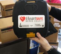 Pa. hospital to create registry of AED locations