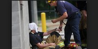 Why hot training may save firefighter lives