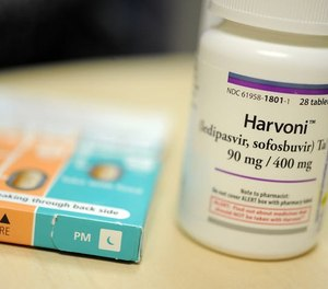 Harvoni is one of the new breakthrough drugs for Hepatitis C (Photo/ MCT)