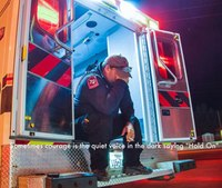 How EMS can be the voice of courage for one another