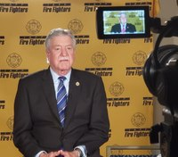 IAFF's president blasts White House for lack of 9/11 fund support