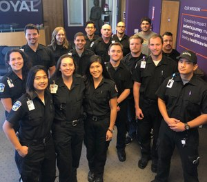 At Royal Ambulance, employees are encouraged and given every opportunity to advance their careers through agency alumni panels and scholarships that can be used towards fire academies, paramedic school and other educational advancements. (Photo/Courtesy of Eve Grau)