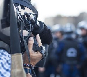 The number of viral videos of police encounters has skyrocketed in recent years, bringing with it national scrutiny about officer conduct and agency policies. (Photo/In Public Safety)