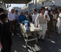 Terrorist attack in Afghanistan kills 80 people, wounds over 200