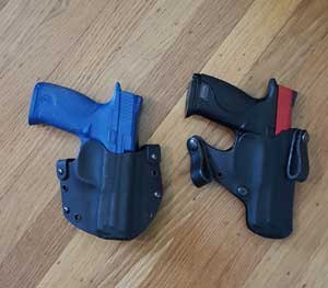 Transitioning To A New Holster How Many Repetitions Is Enough