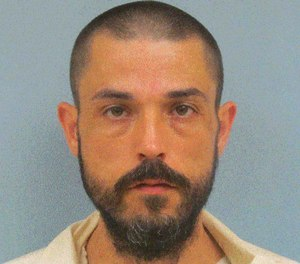 Inmate Christopher Shun Hamby (Photo/ Alabama Department of Corrections)