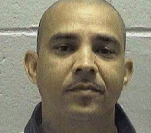 Marion Wilson Jr. Wilson, convicted of killing an off-duty CO in Georgia more than two decades earlier. (Georgia Department of Corrections via AP, File)