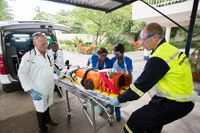 How to become a paramedic abroad