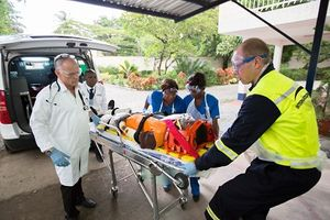 There are several paths one could take to become a paramedic abroad. (Photo/Wikimedia)