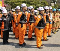 Korean firefighter-EMTs to wear body cameras in the ambulance