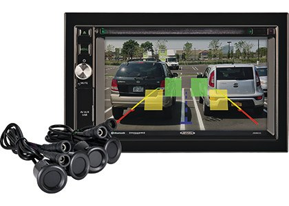 Eliminate blind spots with ASA's new rear sensor system