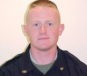 Pictured is Officer Jeremy Vahle. (Photo/Lakewood PD)