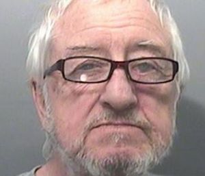 John Harvey, 72, who was banned by a court from making unnecessary emergency calls after calling more than 250 times, broke the ban by asking strangers to call instead. (Photo/Swansea Magistrates' Court)