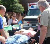 "Kan. EMS agency hosts 2nd ""Day In Our Life"" billing workshop"