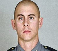 Father of slain Ky. trooper asks lawmakers to upgrade patrol cars