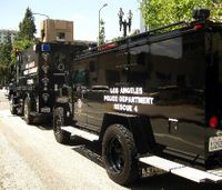 MCI response: How to use armored vehicles to deliver EMS
