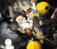 Four challenges to extrication in a tunnel rescue