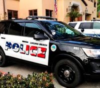 Amid controversy, Calif. town votes to keep flag on police cars