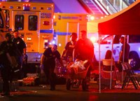At least dead, at least 515 injured in Las Vegas concert shooting