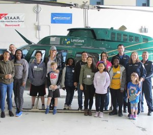What happens when school-age children are offered a glimpse into the unique world of emergency services? An event held by LifeSave, a Kansas-based medical transport system, has aimed to do just that. (Photo/LifeSave)