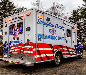 New paramedics in the county working 12-hour shifts can start at $17.87 an hour, up from $13.65 an hour. (Photo/Medix Ambulance)
