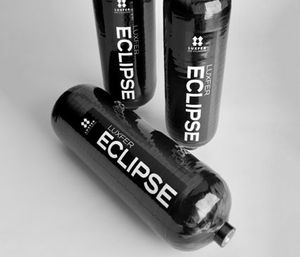 ECLIPSE is a lightweight SCBA cylinder. (Photo/Luxfer Gas Cylinders)