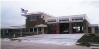 How this new fire station will use 70 percent less energy