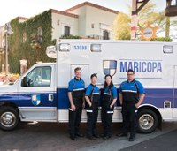 Ariz. ambulance company recognized as 'Premier EMS Agency'