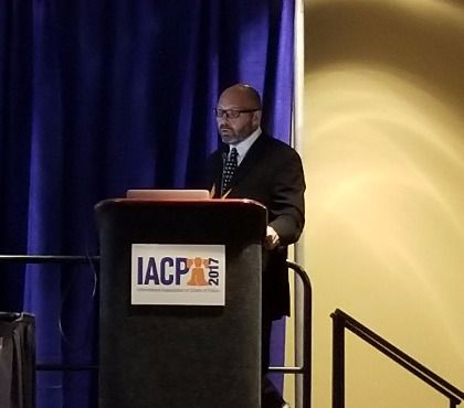 IACP Quick Take: The thin blue line meets the red cross