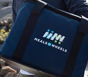 Meals on Wheels new app will keep homebound seniors safe in their own homes. Now volunteers who deliver their meals can use a new app to monitor changes in the client's physical and mental health. (Photo/ Meals on Wheels America)