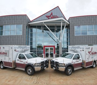 How one agency cut injuries and boosted morale with a powered patient transport system