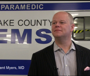 Wake County EMS announces that EMS system director of the last 7 years and medical director of the last 12 years, Dr. Brent Myers, leaving for a new position as the Chief Medical Officer and Executive Vice President of Evolution Health as well as the Associate Chief Medical Officer of American Medical Response. (Facebook.com/WakeCountyEMS)