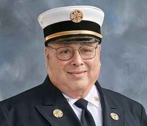 Michael Hannigan has been selected as Franklin Twp.'s new fire chief. (Photo/FTFD)