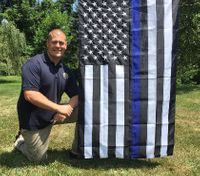 Shot on duty: Reflections on faith, family and being a cop one year after I nearly died