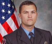Ga. firefighter hospitalized after tree falls on him