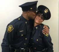 Mother and son crime fighting duo sworn in as Mich. officers