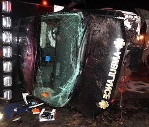 EMT Mousa Chaban, 32, died Monday in an ambulance crash. (Photo/Ind. State Police)