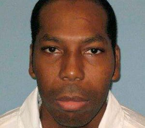 a.This undated file photo from the Alabama Department of Corrections shows inmate Dominique Ray .(Alabama Department of Corrections via AP, File)