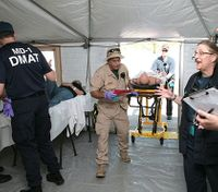 When disaster strikes, the National Disaster Medical System responds