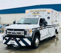 New Orleans EMS ambulances equipped with technology to reduce fuel costs, air pollution